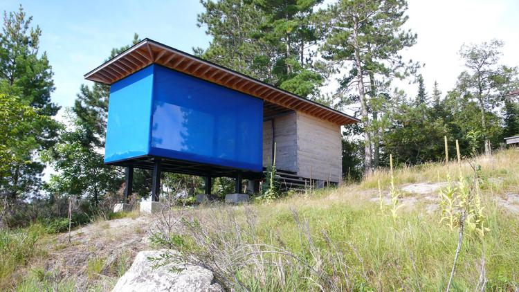 Blue Cube / Ahti Westphal