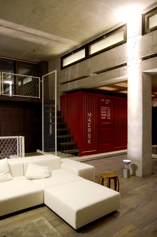 Gallery of Loft Apartment / 2b Group - 5