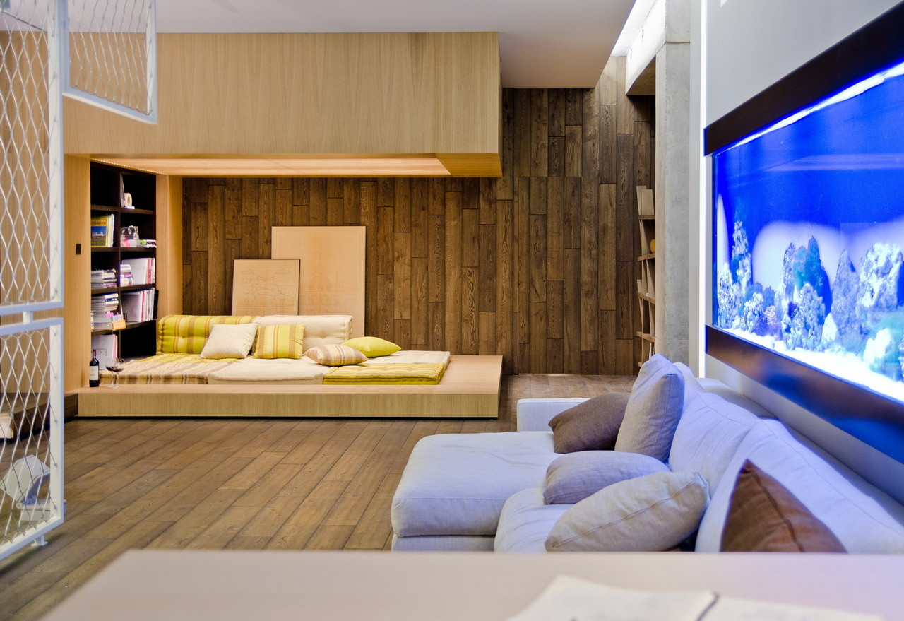 Gallery of Loft Apartment / 2b Group - 11