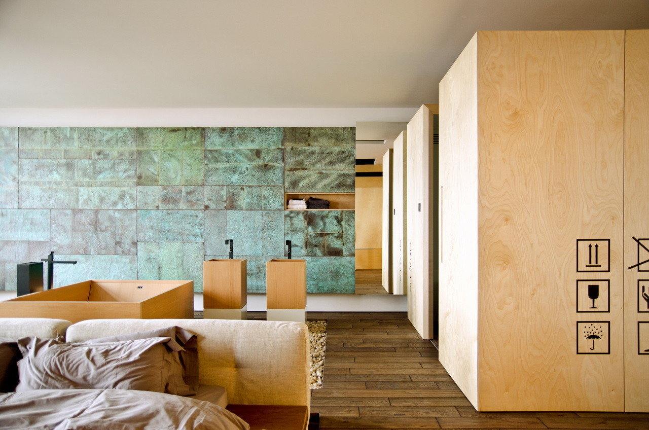 Gallery of Loft Apartment / 2b Group - 19