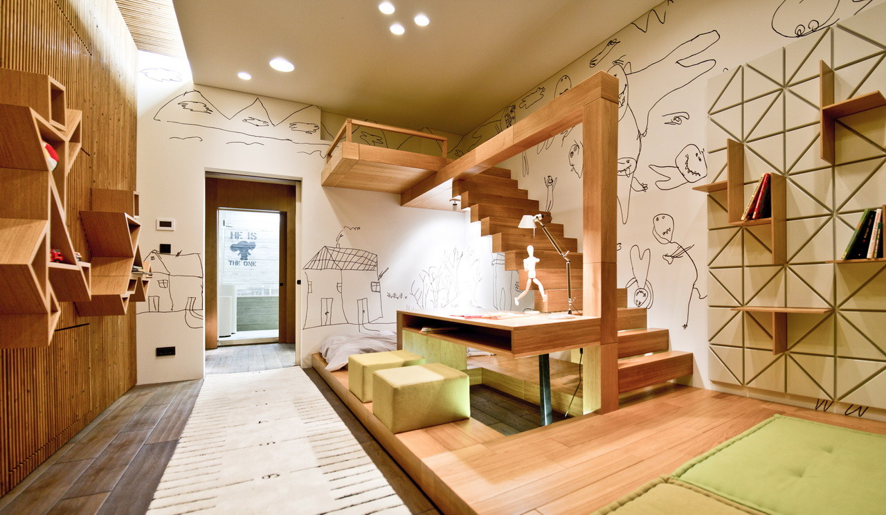 Gallery of Loft Apartment / 2b Group - 21