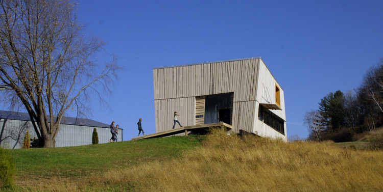 Blair Barn House / Alchemy Architects, Courtesy of Alchemy Architects