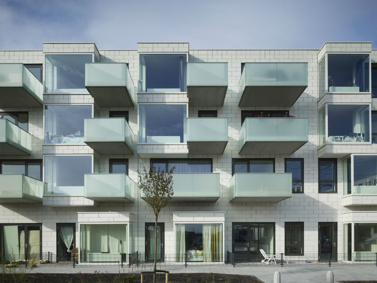 Block 128 IJburg / DP6 Architectuurstudio, © Christian Richters