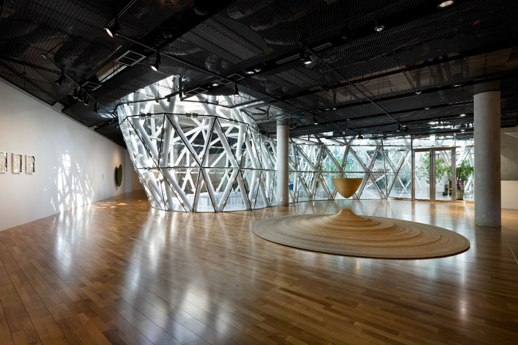 Asan Institute for Policy Studies / iArc Architects, © Youngchae Park