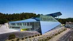 Paichai University Appenzeller Memorial Hall / IARC Architects