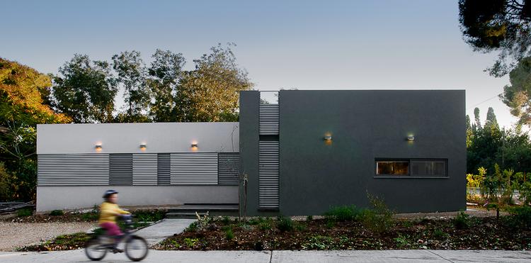 Hendel Residence / SaaB Architects, © Luciano Santandreu