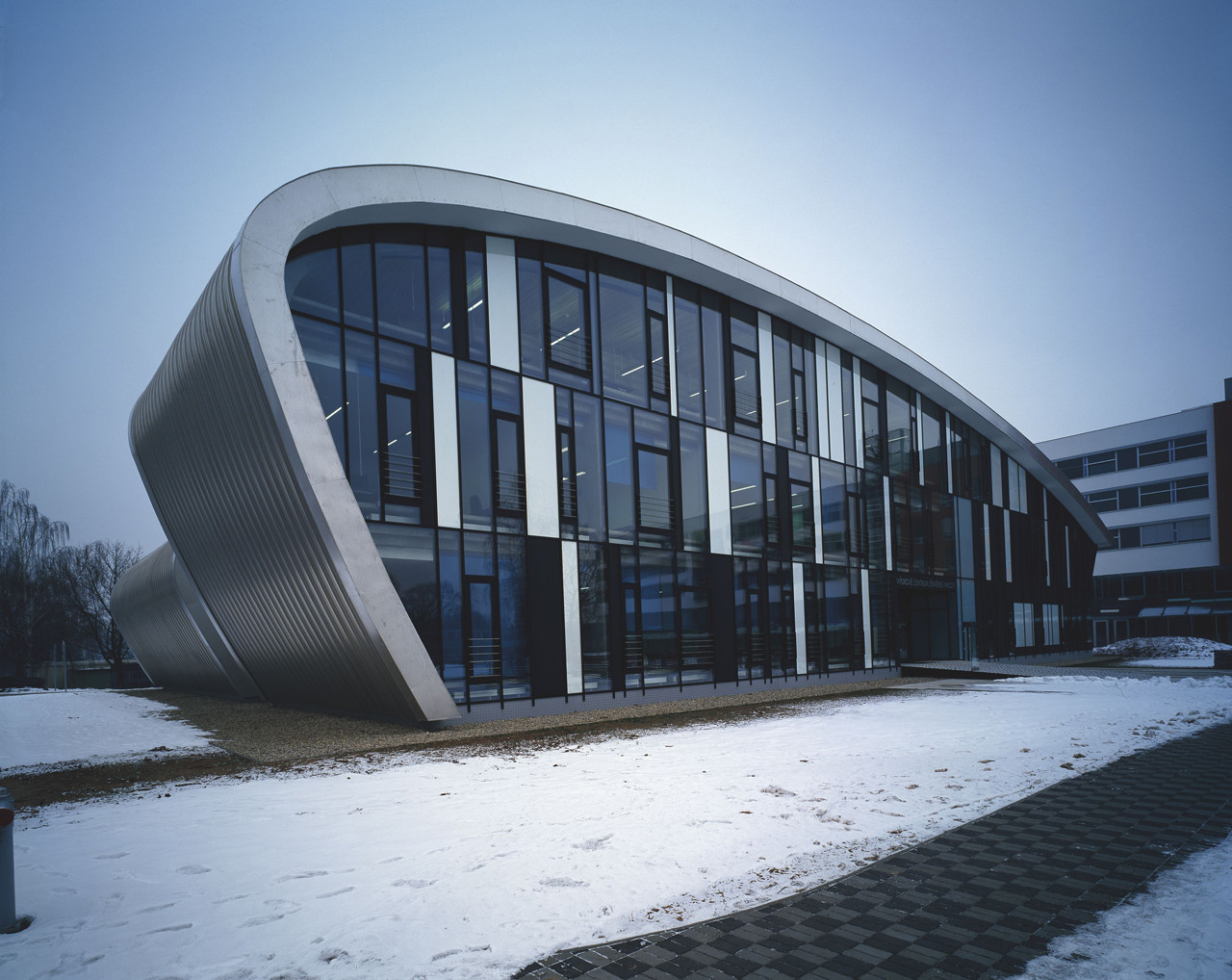 Educational Centre of the Medical Faculty of Charles University / DOMY, © Filip Šlapal