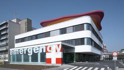 Emergency Pavilion in Teaching Hospital / DOMY