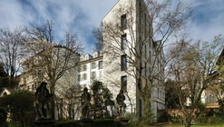 Zenale Building Renovation / FTA