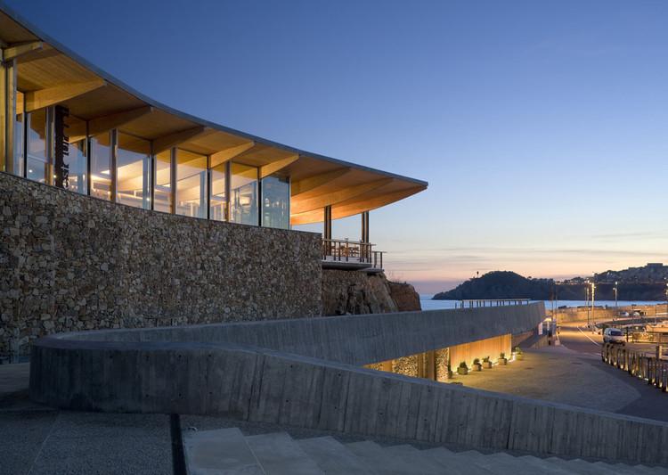 Sant Feliu Yacht Club / Fuses-Viader Architects, © Duccio Malagamba