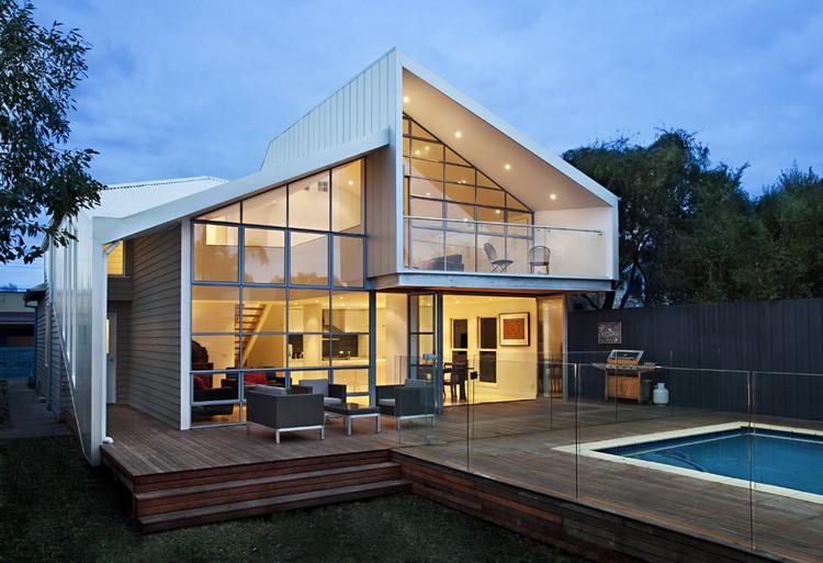 Blurred House / BiLD architecture, © Tanja Milbourne
