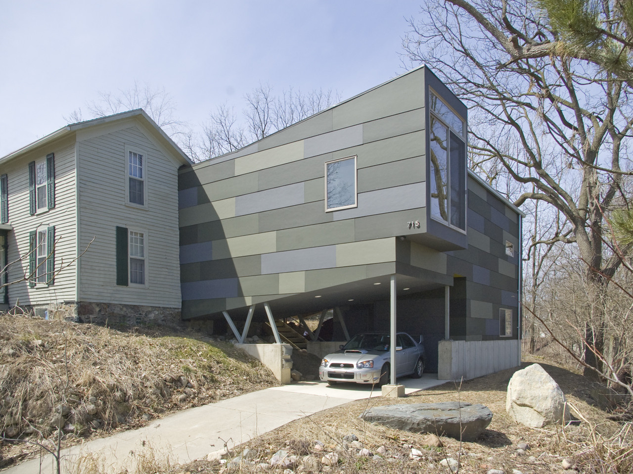 Park House / PLY Architecture, Courtesy of PLY Architecture