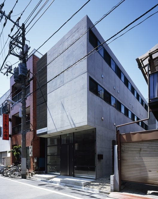 Kangaroo Hotel / APOLLO Architects & Associates, © Masao Nishikawa