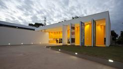 PlugMinas - Digital Training and Experimentation Center / Rafael Yanni and Luciana Miglio Cajado