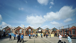 Westborough Primary School / Cottrell & Vermeulen Architecture Ltd.