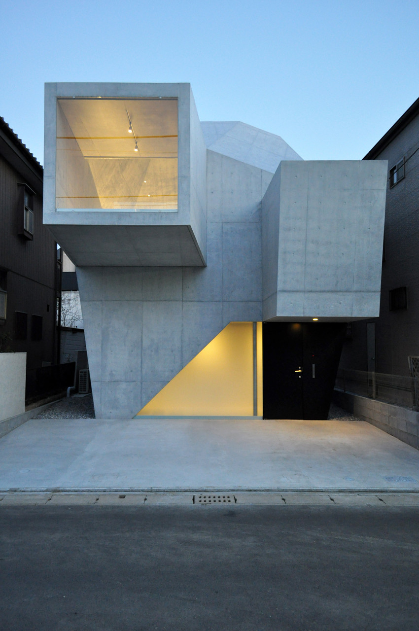 House In Abiko Fuse Atelier Archdaily