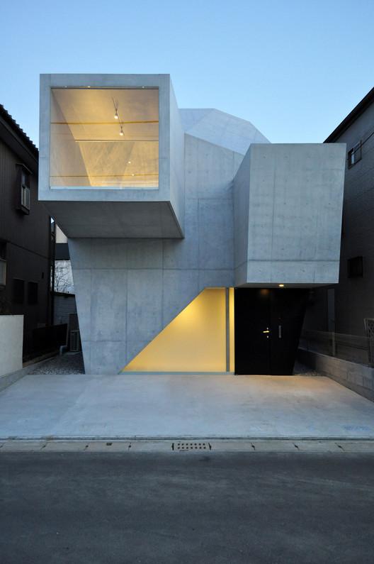 House in Abiko / fuse-atelier, © Shigeru Fuse
