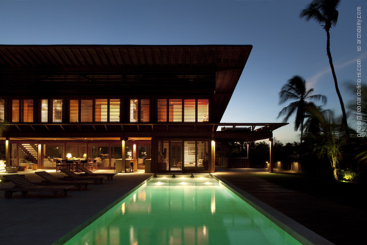 JZ House / Jacobsen Arquitetura, © Leonardo Finotti