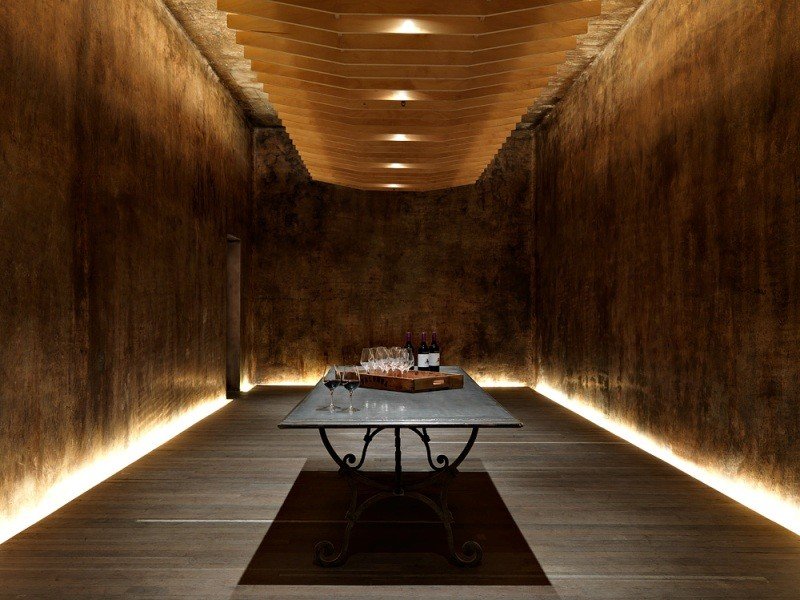 Yalumba Winery – Signature Cellars / Grieve Gillett, Courtesy of  grieve gillett