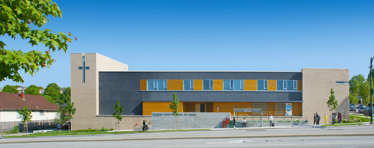 Vancouver Chinese Evangelical Church / Acton Ostry Architects, Courtesy of  acton ostry architects