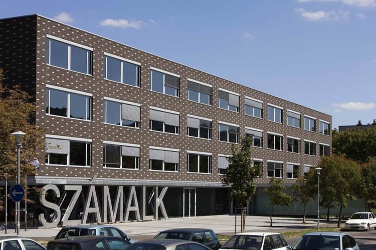 Szamalk Educational Center / DOBAI János DLA, © Bujnovszky Tamás