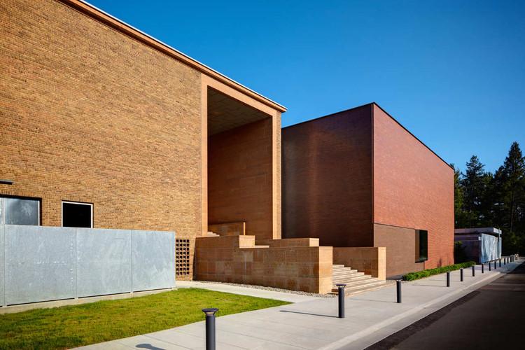 Cranbrook Art Museum / SmithGroup JJR, © Jim Haefner