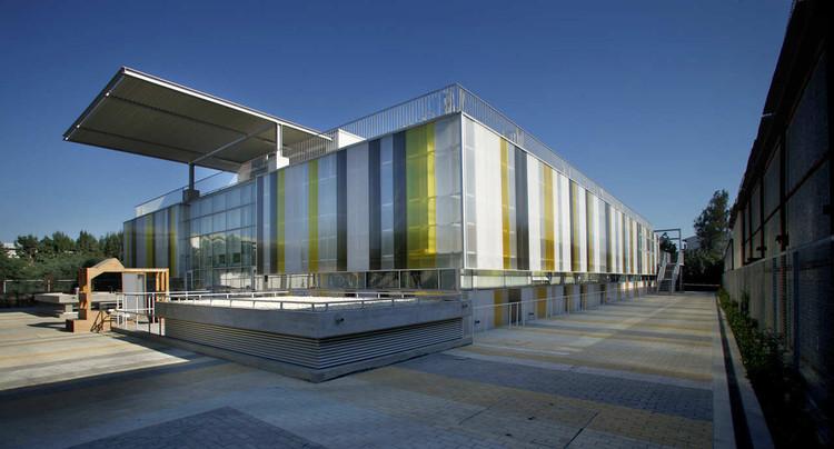 Architecture Research Center / Petros Konstantinou, Yiorgos Hadjichristou, © Agisilaou and Spyrou