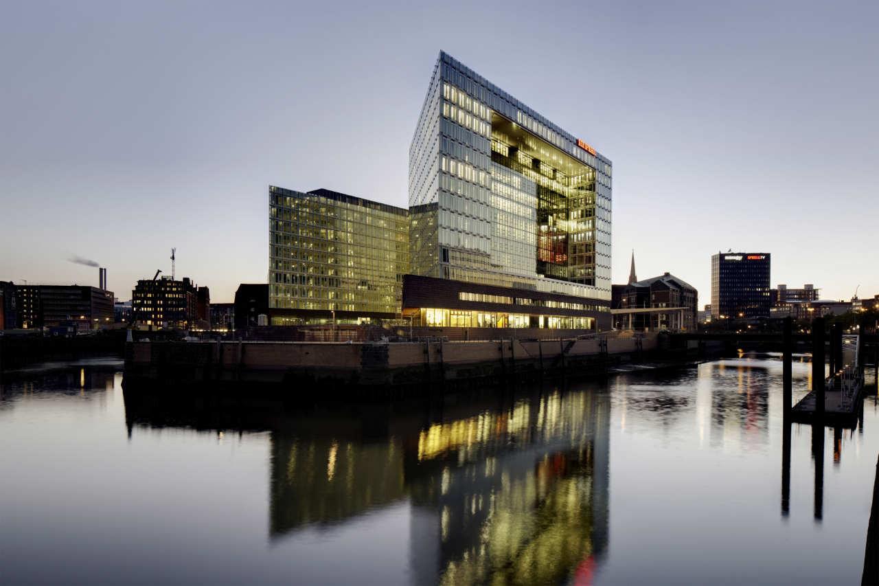 Ericus And Spiegel Buildings / Henning Larsen Architects