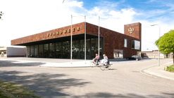 Fire Station In Weert / BDG Architecten Ingenieurs Zwolle