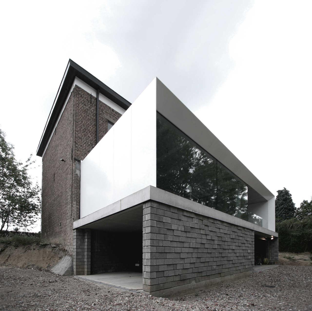 House V-C / GRAUX & BAEYENS architecten, © Philippe Brysse