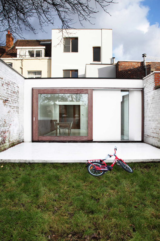 House W-DR / GRAUX & BAEYENS architecten, © Fay Pynaert