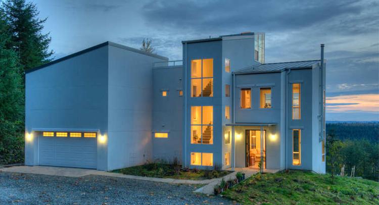 Thomas Eco House / Designs Northwest Architects, Courtesy of  designs northwest architects