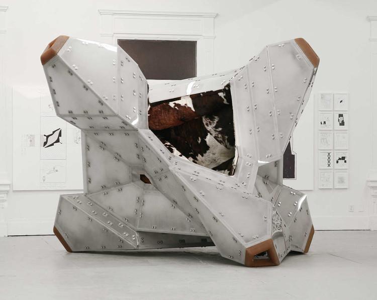White Elephant / Jimenez Lai, © Magnus Lindqvist, Kyle D, Eberle and Kamil Krol