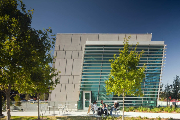 Tarrant County College / Bing Thom Architects | ArchDaily on florida gateway college campus map, trinity river campus tarrant county, tccd south campus map,