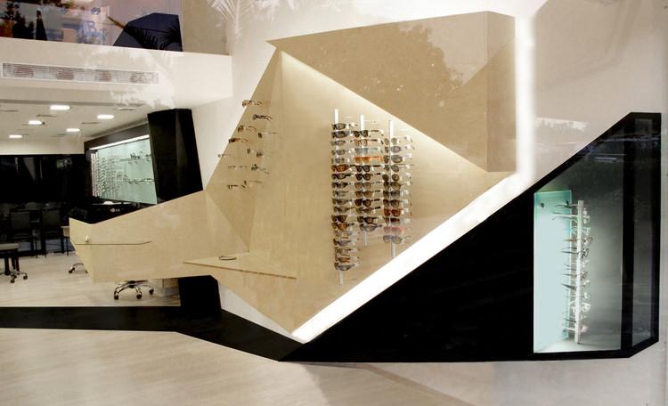 Optical Store / Simos Vamvakidis, © Ioanna Roufopoulou and Simos Vamvakidis