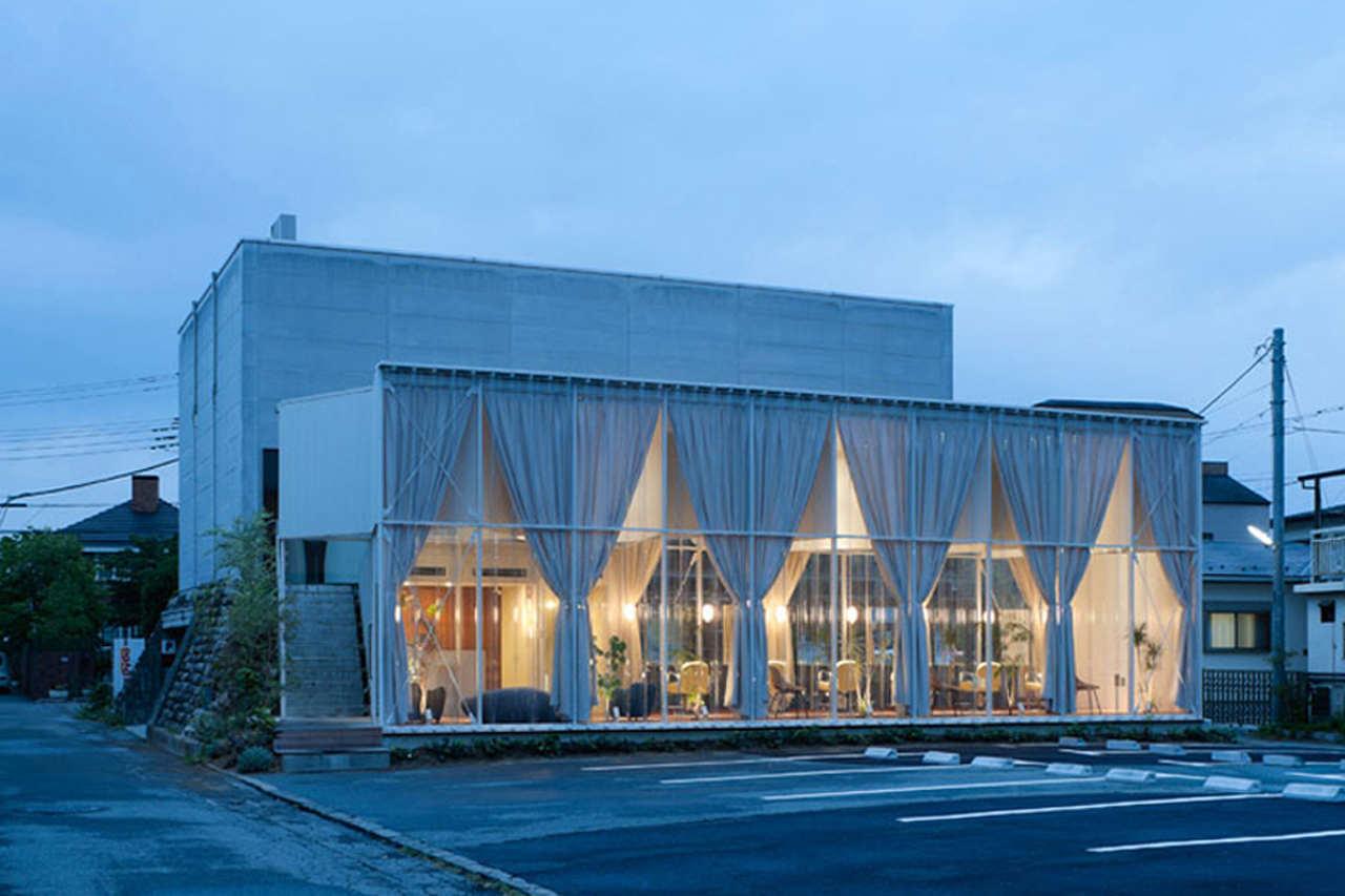 Vision / Takehiko Nez Architects, © Takumi Ota