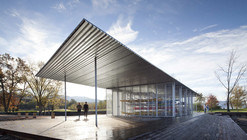Hudson River Education Center And Pavilion / Architecture Research Office