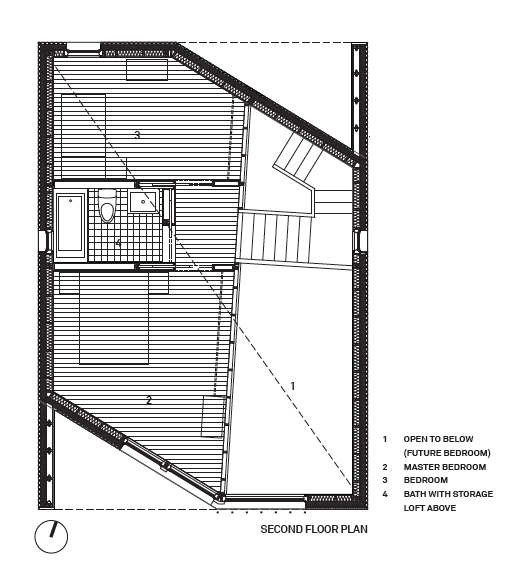 Gallery Of R House Architecture Research Office 11