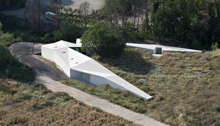 Biodiversity Center / Tomas Garcia Piriz (CUAC.arquitectura) + Jose Luis Muñoz Muñoz, © Javier Callejas