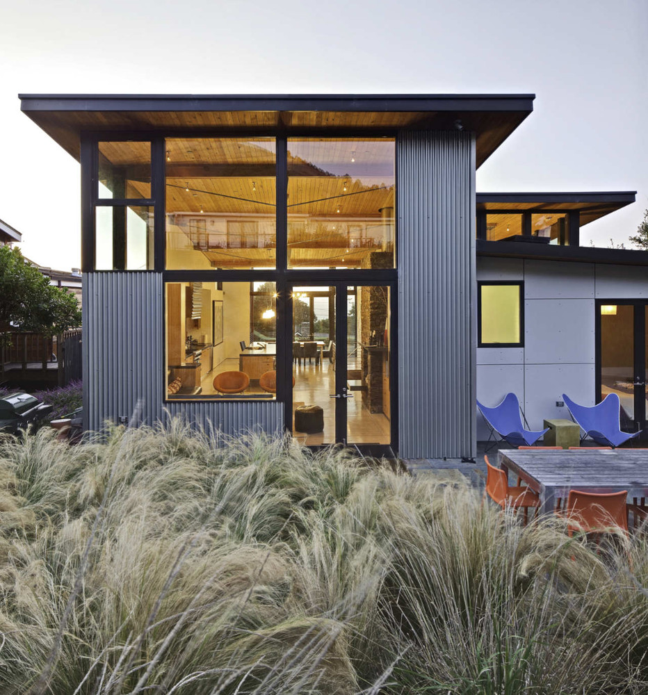 Stinson Beach House Courtesy Of Wa Design Inc