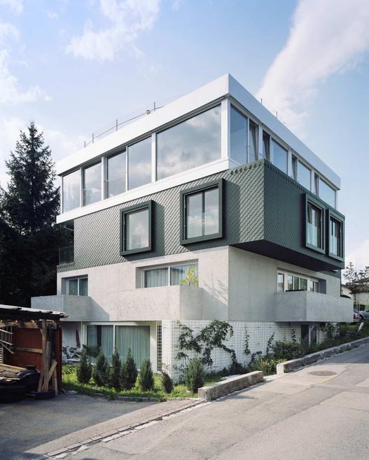 Fünf Häuser / TIP, © Tonatiuh Ambrosetti