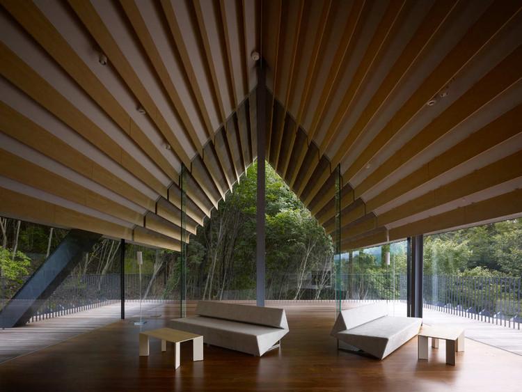 Momofuku Ando Center / Kengo Kuma & Associates, © Daici Ano