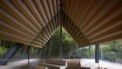 Momofuku Ando Center / Kengo Kuma & Associates