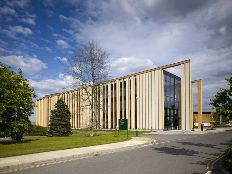 The University of Nottingham - The Gateway Building / Make Architects, Courtesy of Make Architects