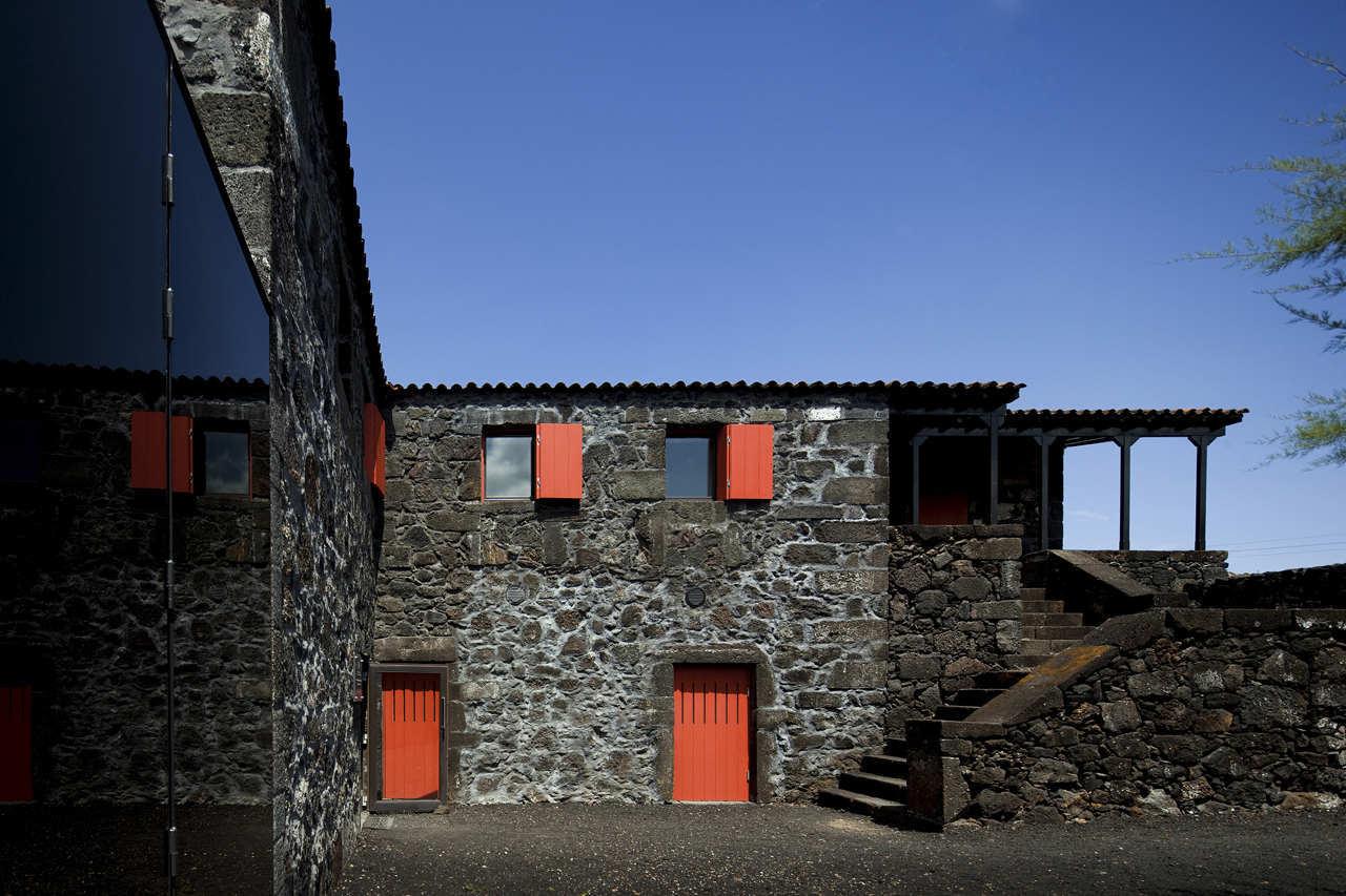 Interpretation Centre of World Heritage Landscape / SAMI-arquitectos, © FG + SG architectural photography