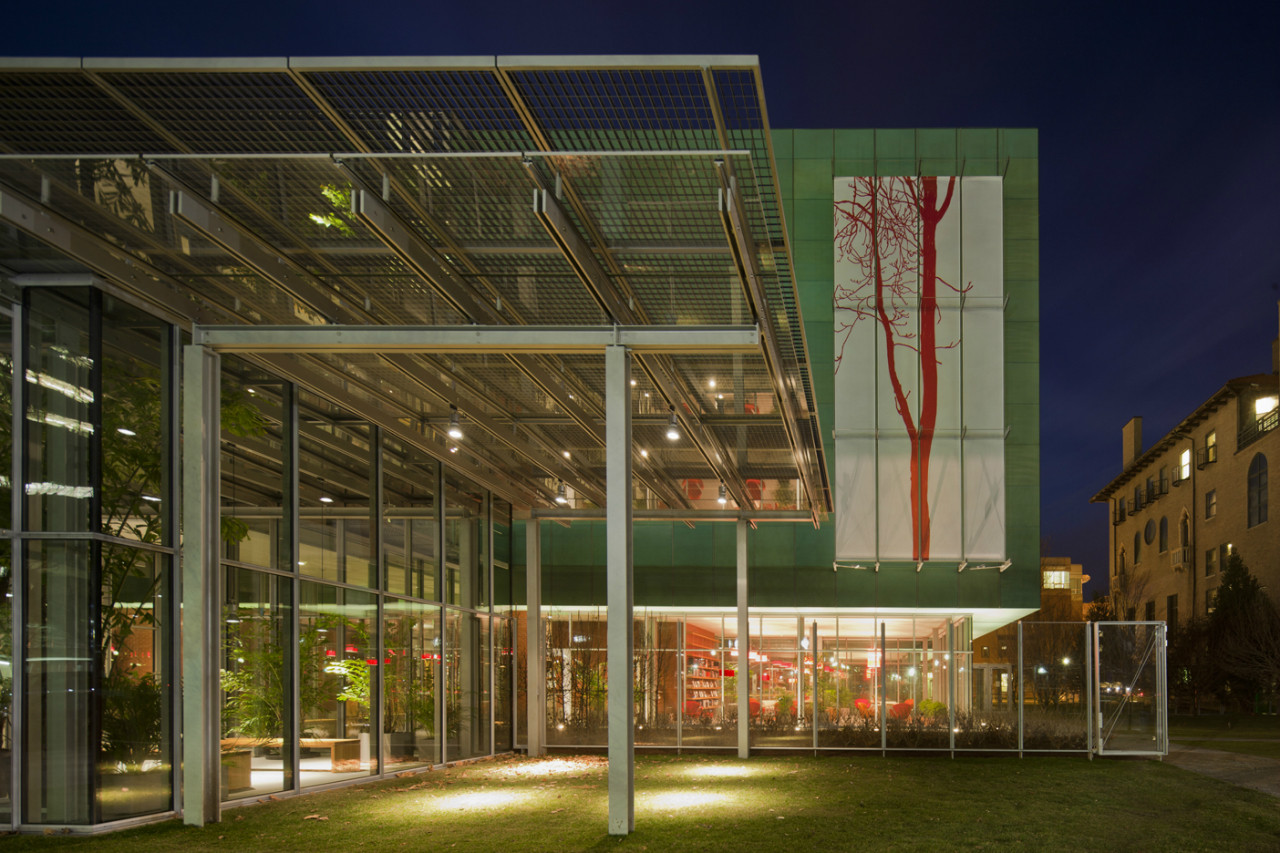 Isabella Stewart Gardner Museum Opens New Wing Today / Renzo Piano, © Nic Lehoux