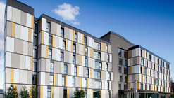 Roebuck Castle Student Residence, UCD / Kavanagh Tuite Architects