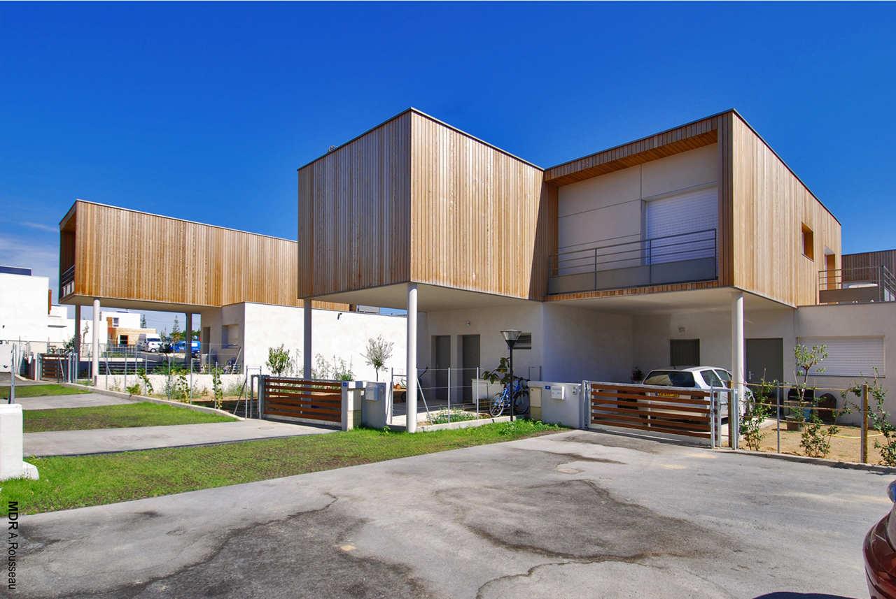 15 Housings / MDR Architectes, Courtesy of  mdr architectes