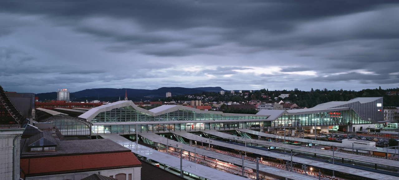 Flashback: Basilea Station / Cruz y Ortiz Arquitectos and Giraudi-Wettstein, Courtesy of  cruz y ortiz arquitectos