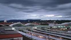 Flashback: Basilea Station / Cruz y Ortiz Arquitectos and Giraudi-Wettstein